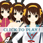 Haruhi Version2 by Lina01