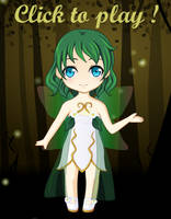 Little fairy dress up game by Lina01