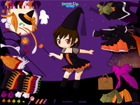 happy belated halloween :D by Lina01