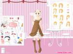 Sweet Lolita Dress Up Game