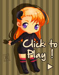 [CLOSED] Mini Dress Up Game Auction :D by Lina01