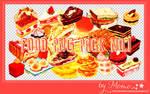 [PNG Pack No.1] Food by Momo