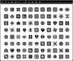 Tribal Glyphs