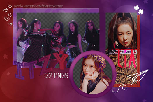 [PNG Pack] ITZY? ITZY!