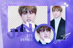 [PNG Pack] Jin (BTS)