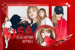 [PNG Pack] Lisa (BlackPink)