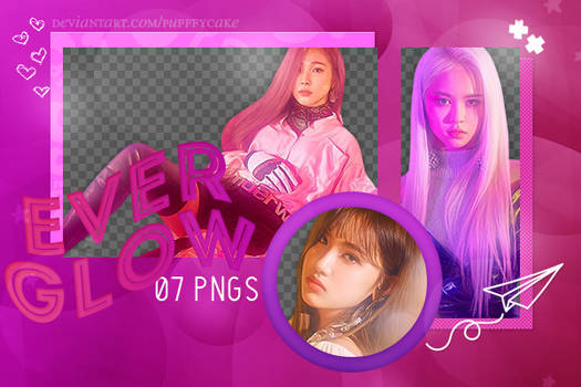 [PNG Pack] EVERGLOW