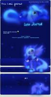 MLP Luna Journal