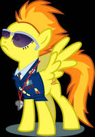 Triumphant Spitfire by red-pear