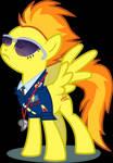 Triumphant Spitfire
