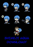 Aqua Shimeji by Athena-Sazuki