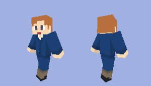 Minecraft Margaret Thatcher
