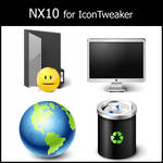 NX10 for IconTweaker