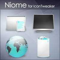 Niome for IconTweaker by anthonium
