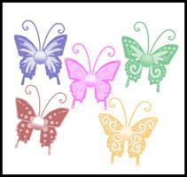 FlutterByies by Sunira