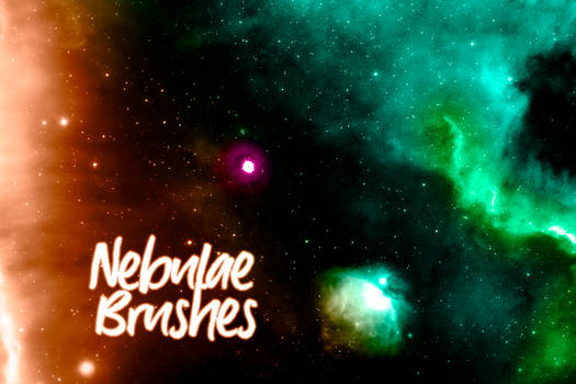 Nebulae Brushes