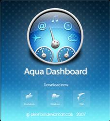 Aqua Dashboard by Plexform