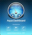Aqua Dashboard
