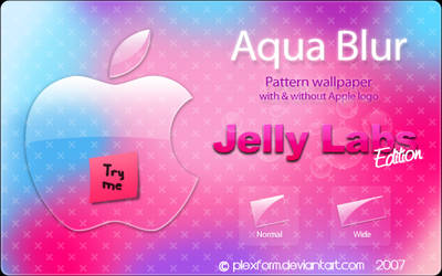 Aqua Blur Jelly Labs edition