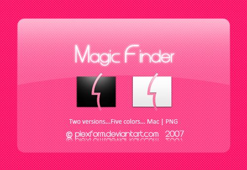 Magic Finder by Plexform