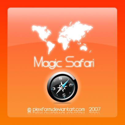 Magic Safari by Plexform