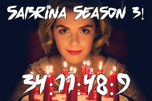 Sabrina Countdown by DreamPhreak