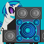 Animated Stereoscopic Bass Cannon by nomorethan9