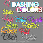 Dashing Colors Styles
