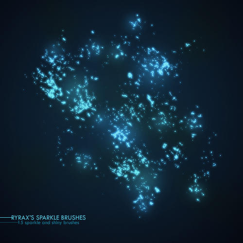 Ryrax's Sparkle-Shiny Brushes by Ryrax