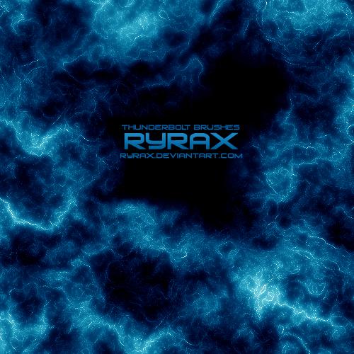 Ryrax's Thunder Brushes