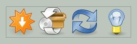 GNOME Updates notifier pack by mischamajskij