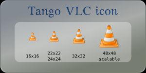 Tango VLC icon