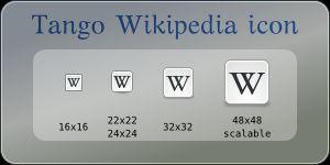 Tango Wikipedia logo-icon