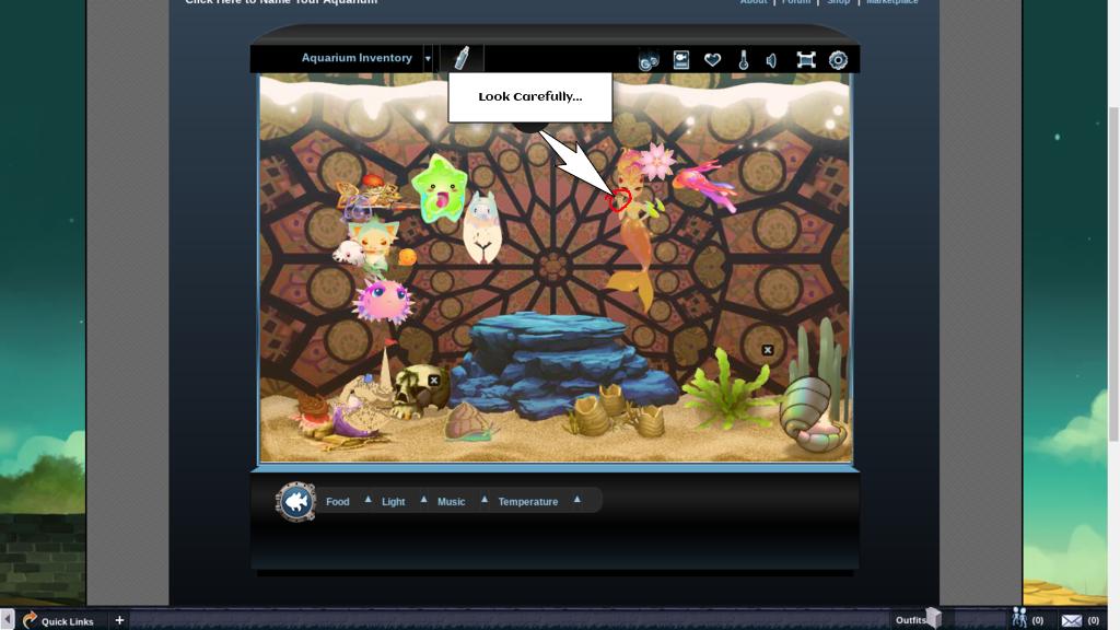 WTF, Lila the Mermaid by FantasyDragonArt514
