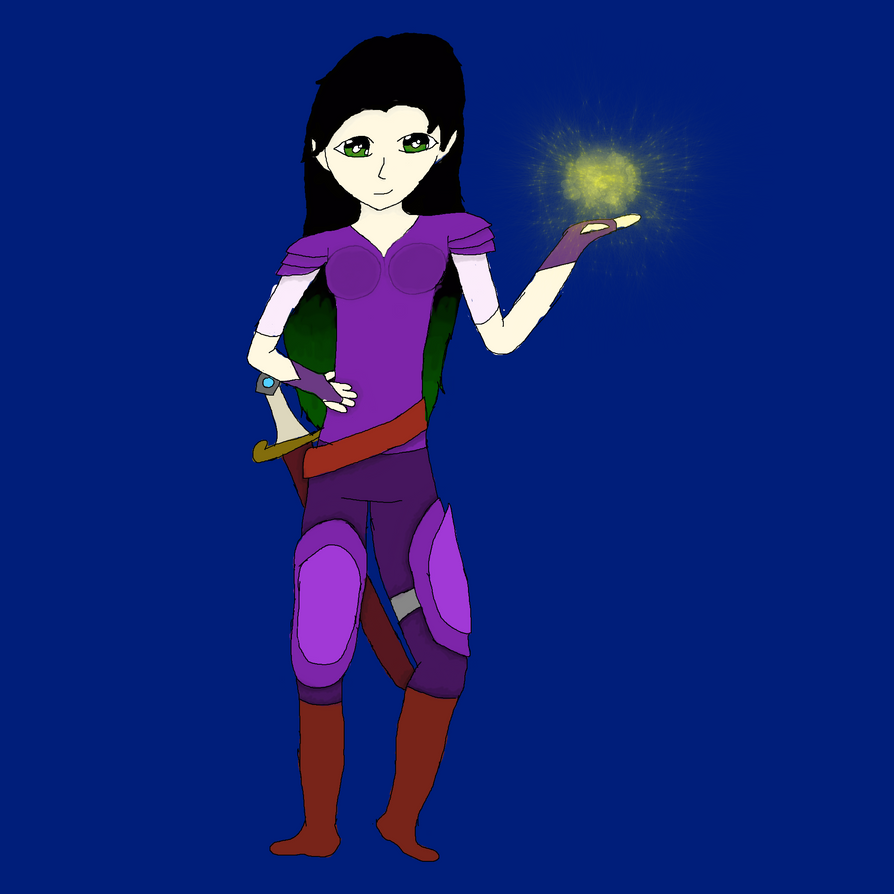 Astrid Dragonheart by FantasyDragonArt514