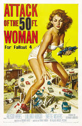 Attack of the 50 Foot Woman [1.5] A Fallout 4 Mod