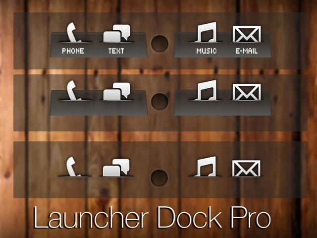 Launcherpro Icons And Docks Launcherpro Dock Skin 2 by