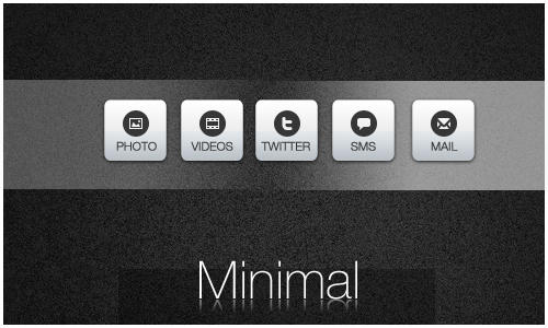 Minimal Icons for Android by Geordie-Boyo