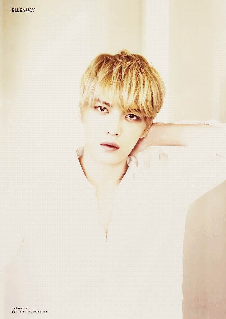 Photopack Jaejoong Elle by bibi97nd