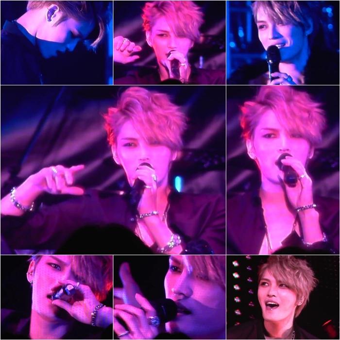 Kim Jaejoongs WWW Asia Tour Concert in Yokoham by bibi97nd