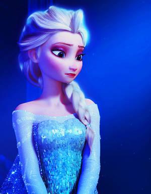 Elsa's Cape GIF