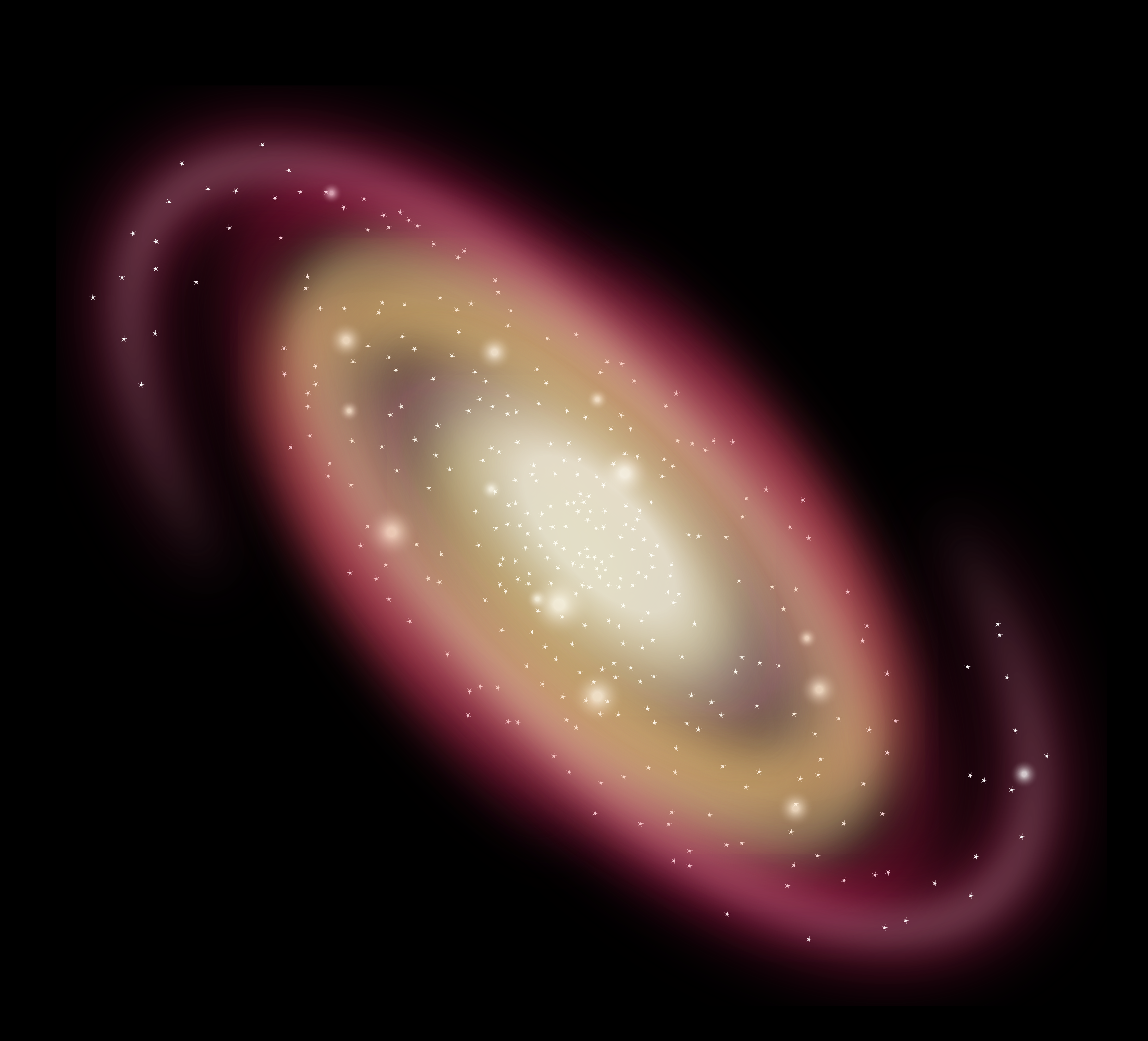 Galaxy02 by Yanoda