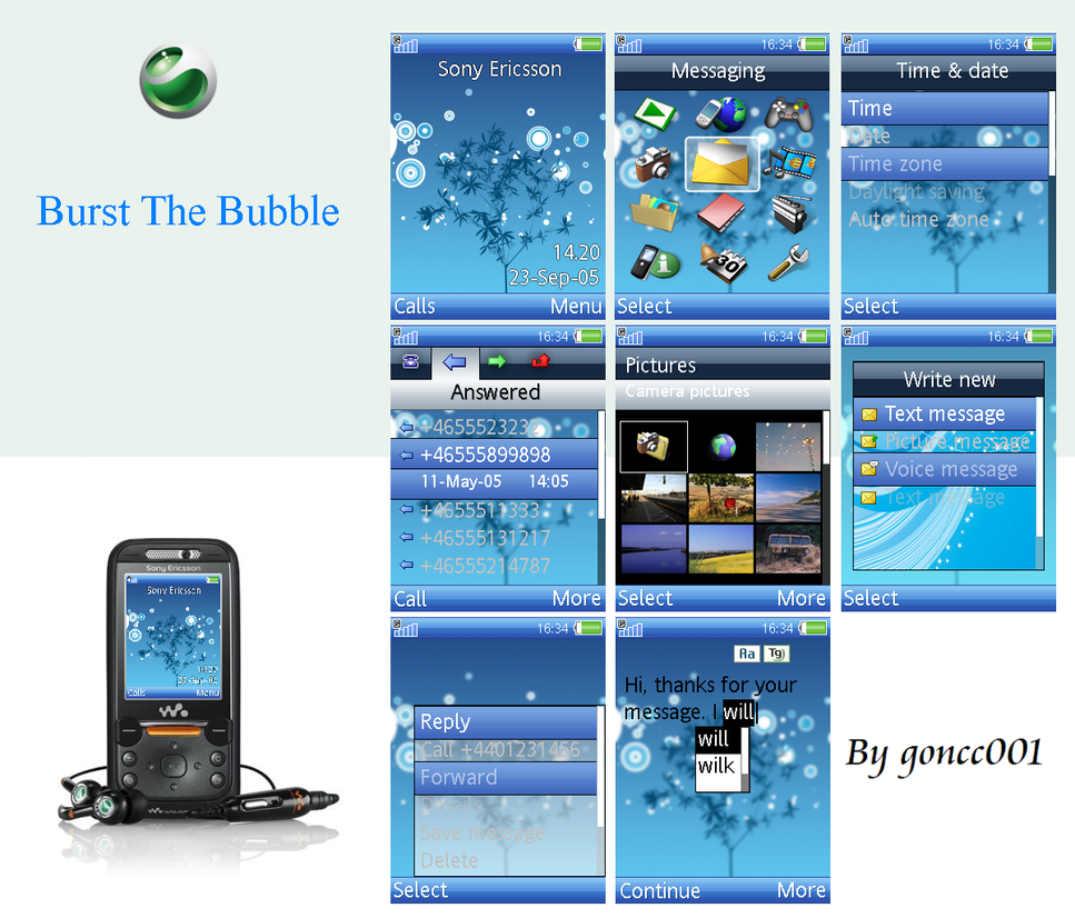 Burst The Bubble by goncc001