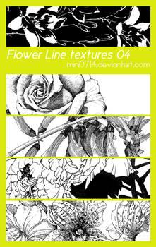 Flower Line textures 04