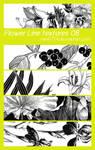 Flower Line textures 08