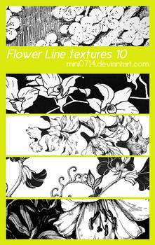 Flower Line textures 10