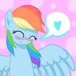 Rainbow Dash Animation