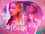 Giselle (AESPA) - Black Mamba - PNG PACK #1