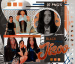 JISOO (BLACKPINK) - Harper's Bazaar - PNG PACK #1