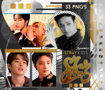 Stray Kids - PNG Pack #12 UNLOCK: MAKING FILM #1